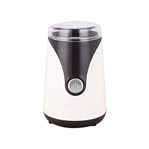 220V Mini Electric Coffee Grinder maker Beans Mill