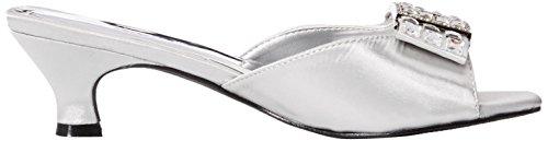 Annie Silver Shoes Karin Sandal Women Slide qqx7pZFTwn