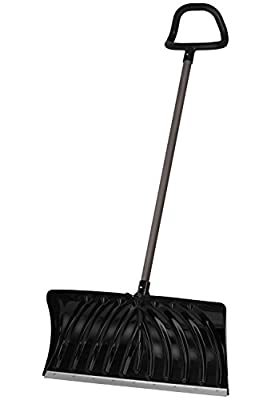 Suncast Commercial Pusher Snow Shovel