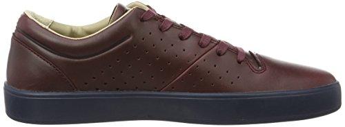 Lacoste Damen Tamora Lacets 416 1 Chaussures De Sport Pourrissent (burg 1v9)