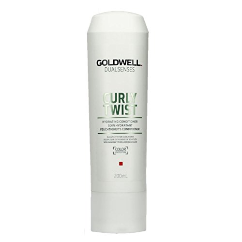 (Goldwell Dual Senses Curly Twist Hydrating Conditioner (Elasticity For Curly Hair) 200ml/6.8oz )