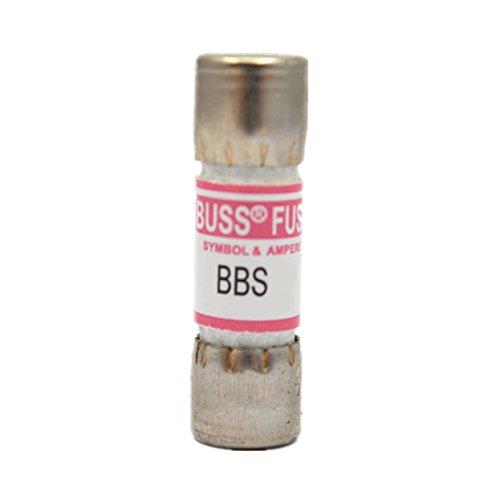 - Bussmann Brand BBS-5 (BBS-5) 5 Amp 600V Midget Non-Indicating Fast Acting Fuse New