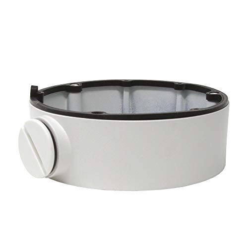 Metal Indoor Outdoor Cable Hide Junction Protector Box for Hikvision DS-2CD2332 Security CCTV Dome Cameras