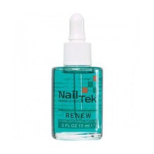 Nail Tek Renew Natural Anti-Fungal Cuticle Oil (Quantity of 4)