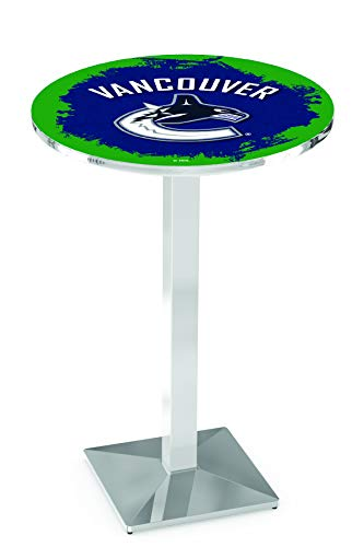 Holland Bar Stool L217 NHL Vancouver Canucks Officially Licensed Pub Table, 28