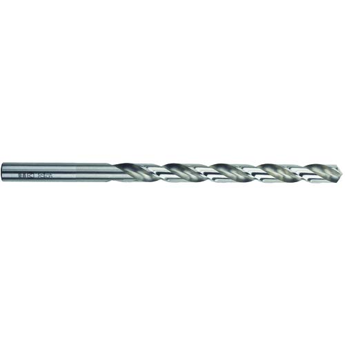 5//16; Extra Length; 8/' OAL; High Speed Steel; Bright; Made In U.S.A.