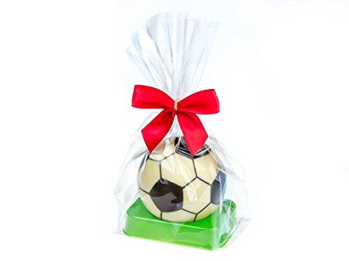 Schokoladen Fußball Weiße Schokolade 40g