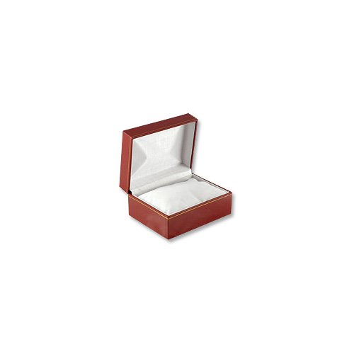 Cartier Style Red Watch Box with White Pillow for Watches