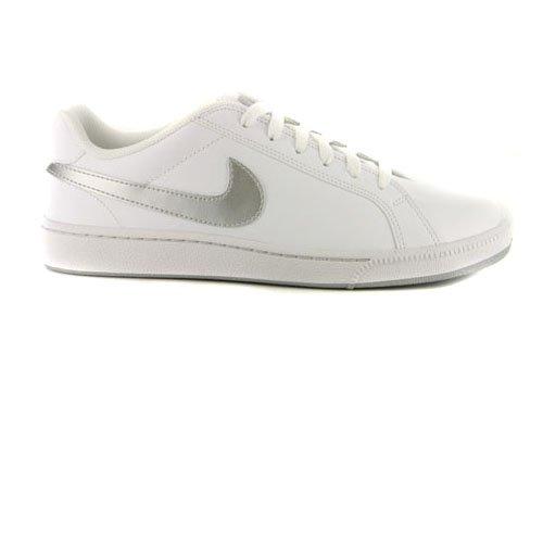 Nike Sneaker Weiß Silber