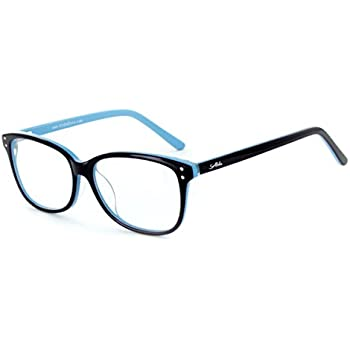 e42f324d93ec Aloha Eyewear Tek Spex 1008 Unisex Photo-Chromatic Progressive Bifocal  Reader Glasses/Sunglasses (Blue w/Regular Tint +1.50)