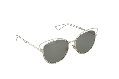 CHRISTIAN DIOR SIDERAL2 JB0 PALLADIUM WHITE SIDERAL 2 - Sideral Dior Sunglasses