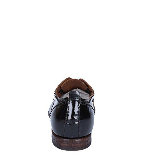 MOMA Mocassins noir noir pour homme AaTqPA