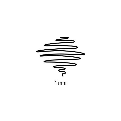 Staedtler Lumocolor Universal Pen, Medium, Felt Tip, Permanent Marker, 1.0mm, Black 317-8