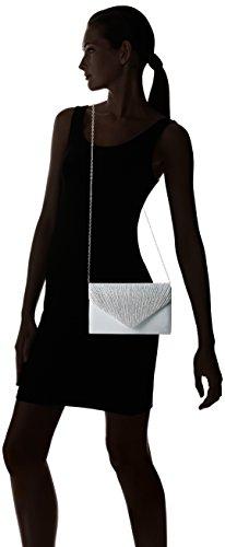 Plata Swankyswans Para Sobres Del Diamante Bolso Mujer Embrague Estilo plata De Abby qqz6Uwr