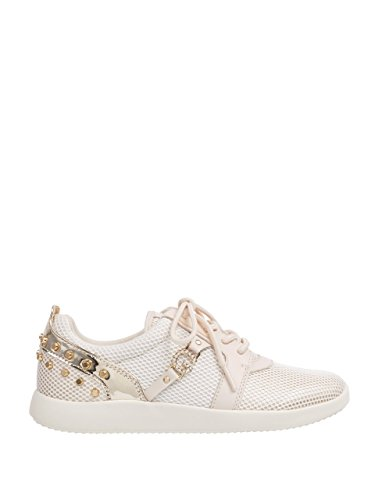 G Door Guess Dames Booma Mesh Sneakers Haver
