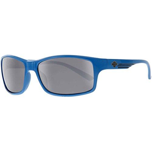 18e3c16892c9c2 Harley Davidson Lunettes de soleil Homme Bleu Bleu clair 7M21Kle3e ...