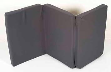 Nattou Matelas Supplémentaire Microfibre Noir 10705