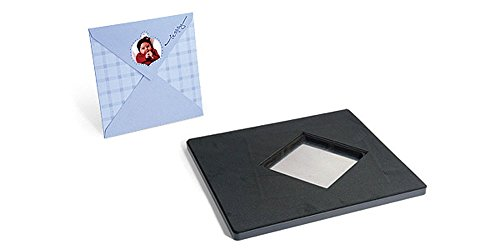 Shapers Pro Die - Sizzix Movers & Shapers Big Shot Pro Die Envelope Square 5.5