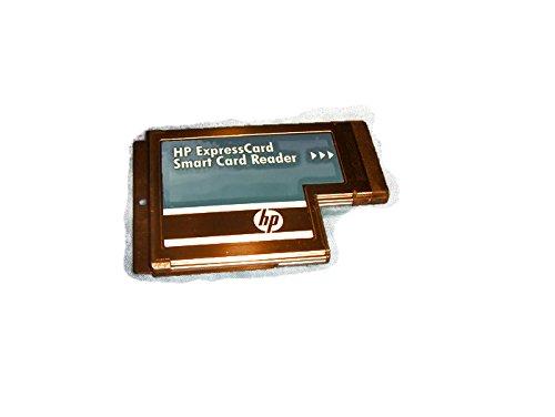 Smart Hp Card - HP ExpressCard Smart Card Reader