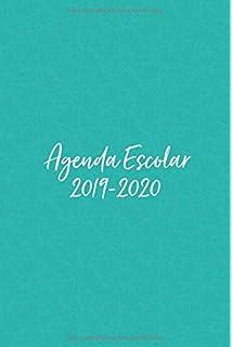 Agenda Escolar 2019-2020: Para los Amantes del Café: Amazon ...