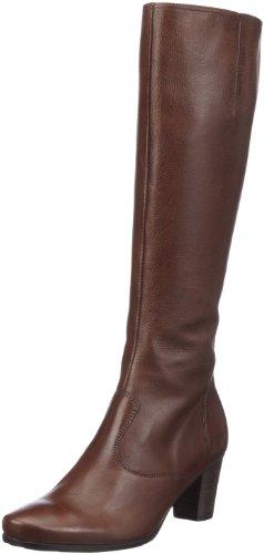 Gabor Shoes Gabor Comfort 5659634 - Botas fashion de cuero para mujer Marrón