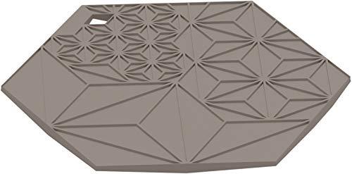 Kohler 20968-CLY Hexagon Trivet, Clay
