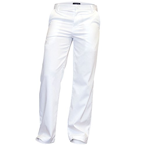 Garb Little Boys Bubba Golf Pant Small White by Garb (Image #1)