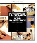 img - for The Good Housekeeping Illustrated Book of Home Maintenance book / textbook / text book
