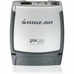 IOGEAR Iogear USB 2.0 Print Server. GPSU21W6 1PORT USB PRINT SERVER MLANG VERSION. USB - Fast Ethernet - Desktop - 100 Mbps