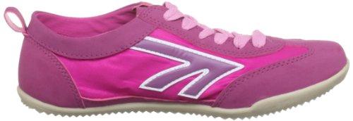 Hi-Tec Sprint - Zapatos con cordones de material sintético mujer rosa - Fuchsia