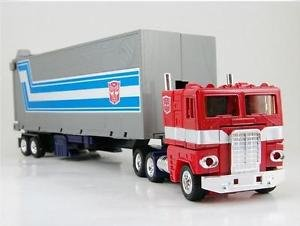 Optimus Prime Electronic (Re-issue Transformers G1 Optimus Prime Toy Figure Collection SET MISB Brand New)