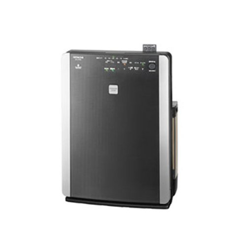 EP-JV700-XH 日立 PM2.5対応加湿空気清浄機 ステンレスクリーン クリエア 24畳 スモークグレー B00FPESC5Q