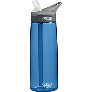 Camelbak Eddy Bottle (0.75-Liter/24-Ounce,Navy)