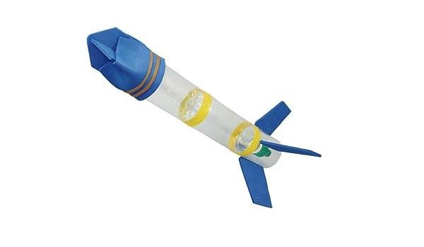 sciencelab plástico botella Rocket Kit - Lanzamiento it con agua y aire por Artec: Amazon.es: Oficina y papelería