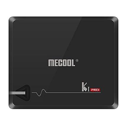 Mecool KI Pro Amlogic S905D 2GB DDR4 RAM 16GB ROM: Amazon in
