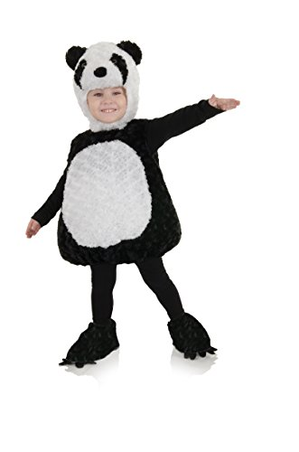 Underwraps Toddler's Panda Belly Babies Costume
