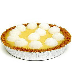 Highly Scented Pie Candles 9 inch Banana (Cream Banana Pie)