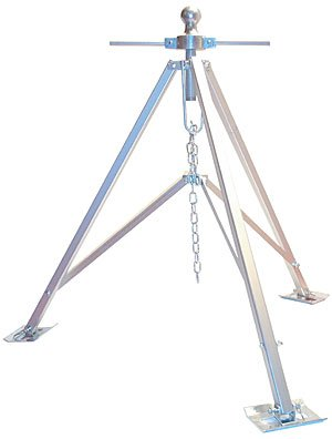 Ultra-Fab Products 19-950400 Alumilite Gooseneck Tripod Stabilizer