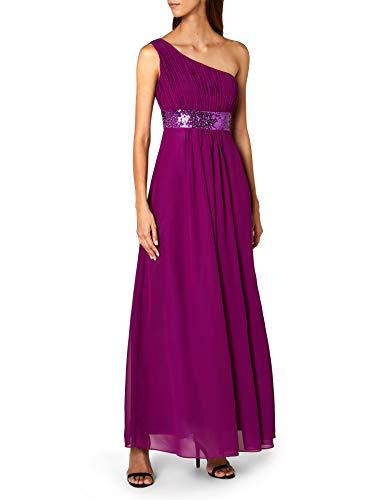 Astrapahl purple Vestito Donna Astrapahl Viola Vestito qxFdOaq