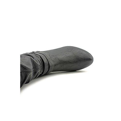 ... Klipper Av Hvite Fjell Frihånd Womens Boots Black ...
