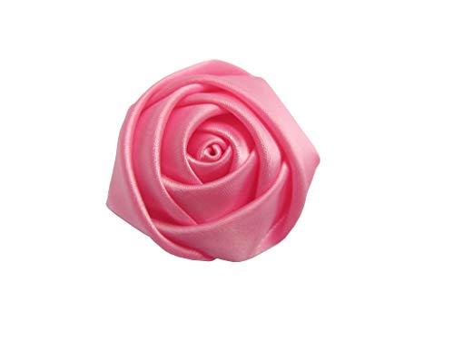 - YYCRAFT Pack of 20pcs Satin 4d Rose 2