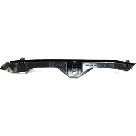 New TO1042112 Left Front Bumper Cover Support for Toyota Sienna 2004-2010
