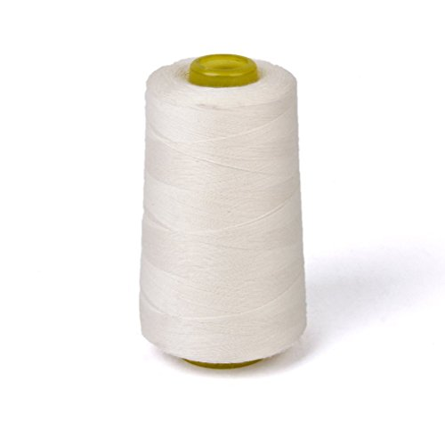 ROSENICE Cotton Sewing Thread Spool Quilting Threads for Sew