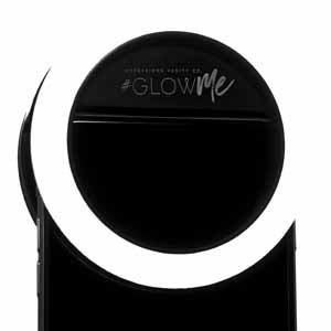 Impressions Vanity Company Glowme 2.0 USB Rechargeable LED Selfie Ring Light, 4.5 Pound by Impressions Vanity Company