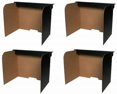 Large Pack of 24 Flipside Products 61861 Computer Lab Privacy Screen