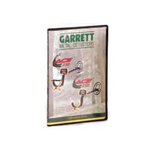 GARRETT ACE 150/250 DVD INSTRUCTIONAL DVD (30878) (Garrett Ace 150)