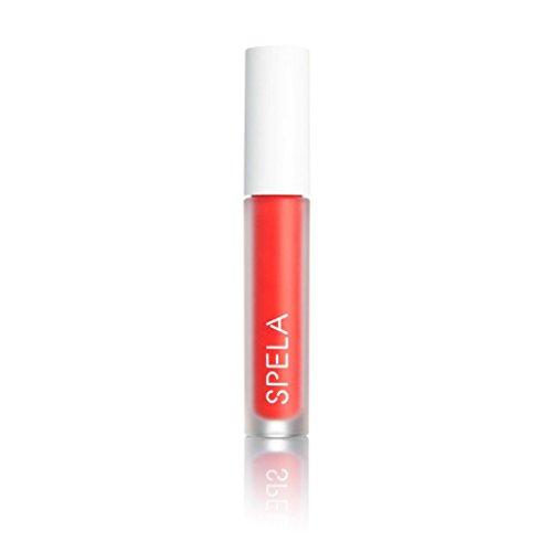Being True Soft Lip Color (Spela Paint & Play Matte Liquid Lipstick - Tinder (3.7 ml))