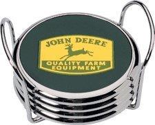 John Deere Coasters - John Deere Premium Coaster Set