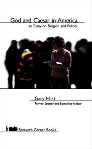 Health Essay Amazoncom God And Caesar In America An Essay On Religion And Politics  Speakers Corner Paperback  Gary Hart Books English Essay My Best Friend also Thesis Support Essay Amazoncom God And Caesar In America An Essay On Religion And  Persuasive Essays Examples For High School