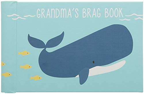 - C.R. Gibson Grandma's Brag Book, by Carter's, 10 Sheets/20 Pages, Measures 4.5 x 7 - Under The Sea